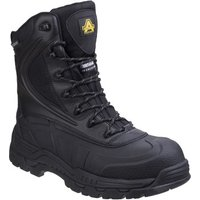 Amblers Safety  AS440  men's Snow boots in Black