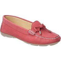 Hush puppies  HPW1000-19-2-3 Maggie  women's Loafers / Casual Shoes in Red