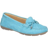 Hush puppies  HPW1000-18-3 Maggie  women's Loafers / Casual Shoes in Blue