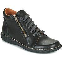 Casual Attitude  NELIO  women's Mid Boots in Black