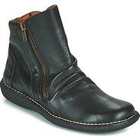 Casual Attitude  NELIOO  women's Mid Boots in Black