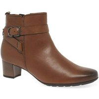 Gabor  Kenmore Womens Ankle Boots  women's Low Ankle Boots in Brown