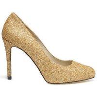 Susana Cabrera  Carmen  women's Court Shoes in Gold