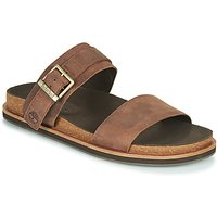 Timberland  AMALFI VIBES 2BAND SANDAL  men's Mules / Casual Shoes in Brown