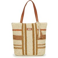 Banana Moon  MELISSANGE RELAXIA  women's Shopper bag in Beige