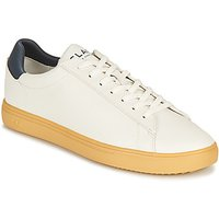 Clae  BRADLEY CACTUS  men's Shoes (Trainers) in White
