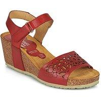Dorking  PALMA  women's Sandals in Red