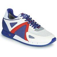 Emporio Armani EA7  SAPONI  men's Shoes (Trainers) in White