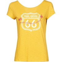 One Step  MILLET  women's T shirt in Multicolour