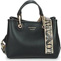 Emporio Armani  BORSA SHOPPING  women's Handbags in Black