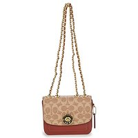 Coach  MADISON  womens Shoulder Bag in Brown