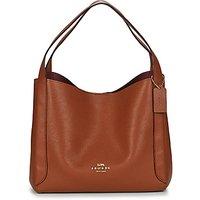 Coach  HADLEY  womens Shoulder Bag in Brown
