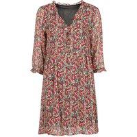 Betty London  NEBECCA  women's Dress in Multicolour