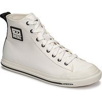 Diesel  TRENIMY  men's Shoes (High-top Trainers) in White