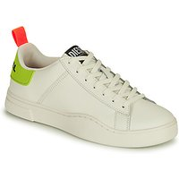 Diesel  SICILY  men's Shoes (Trainers) in White
