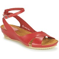 Kickers-TOKI-womens-Sandals-in-Red