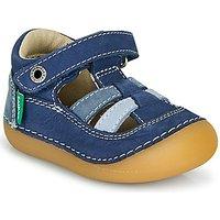 Kickers  SUSHY  boys's Children's Sandals in Blue