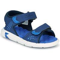 Kickers  JUMANGAP  boys's Children's Sandals in Blue