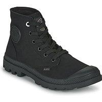 Palladium-MONO-CHROME-womens-Mid-Boots-in-Black