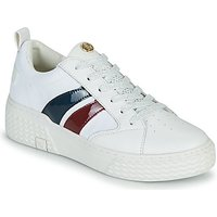Palladium-Manufacture-EGO-03-NPA-womens-Shoes-Trainers-in-White