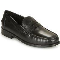 Geox  U NEW DAMON B  men's Loafers / Casual Shoes in Black