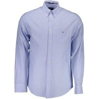 Gant  -  mens Long sleeved Shirt in multicolour