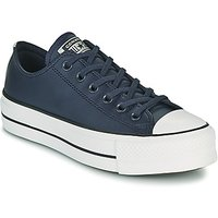 Converse  CHUCK TAYLOR ALL STAR LIFT ANODIZED METALS OX  women's Shoes (Trainers) in Blue