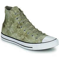 Converse  CHUCK TAYLOR ALL STAR SUMMER DAZE - WASH HI  men's Shoes (High-top Trainers) in Green