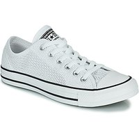 Converse  CHUCK TAYLOR ALL STAR BREATHABLE OX  women's Shoes (Trainers) in White
