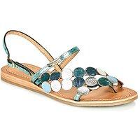 Les Tropeziennes par M Belarbi  HOLO  women's Sandals in Silver