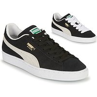 Puma  SUEDE  men's Shoes (Trainers) in Black