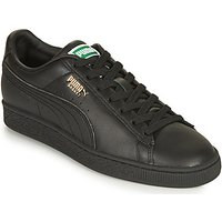 Puma  CLASSIC  women's Shoes (Trainers) in Black