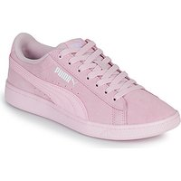 Puma  VIKKY  women's Shoes (Trainers) in Pink