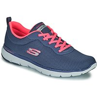 Skechers  FLEX APPEAL 3.0 FIRST INSIGHT  women's Shoes (Trainers) in Blue