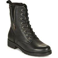 TBS  PEYTONE  women's Mid Boots in Black