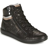 TBS  TAMAREA  women's Shoes (High-top Trainers) in Black