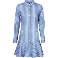 Lauren Ralph Lauren  TRIELLA  women's Dress in Blue