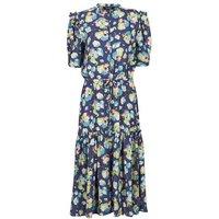 Lauren Ralph Lauren  BAYZEE  women's Long Dress in Multicolour