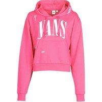 Vans  WM KAYE CROP HOODIE  women's Sweatshirt in Pink