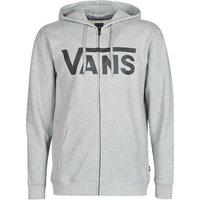 Vans  VANS CLASSIC ZIP HOODIE II  men's Sweatshirt in Grey