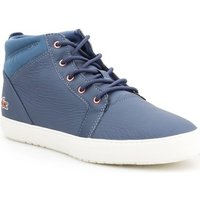 Lacoste Ampthill women's Mid Boots in Blue