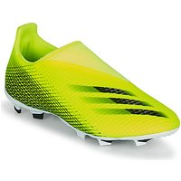 adidas  X GHOSTED.3 LL FG J  girls's Children's Football Boots in Yellow