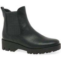 Gabor  Newport Womens Chelsea Boots  women's Mid Boots in Black