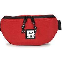 Diesel  BYGA  men's Hip bag in Red