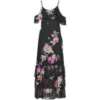 Guess  AGATHE DRESS  women's Long Dress in Black