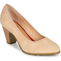 S.Oliver  SIALO  women's Court Shoes in Beige