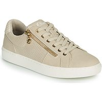 S.Oliver  SAILO  women's Shoes (Trainers) in Beige