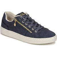 S.Oliver  SAPI  women's Shoes (Trainers) in Blue