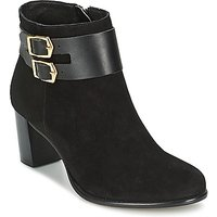 Betty London  MAIORCA  women's Low Ankle Boots in Black