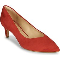 Clarks  LAINA55 COURT2  women's Court Shoes in Red
